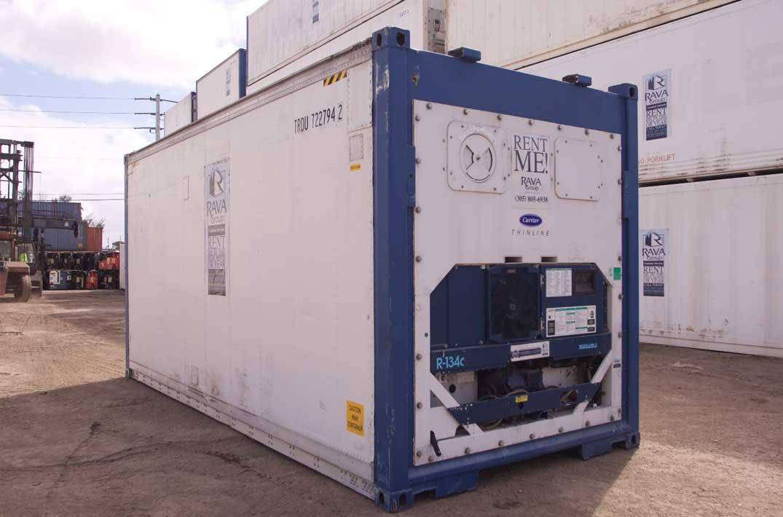 20′ Contenedor Refrigerado